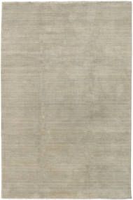 Handloom fringes - Light Grey / Beige rug CVD16590