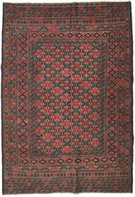 キリム アフガン オールド スタイル 絨毯 ACOL2721