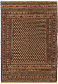 キリム アフガン オールド スタイル 絨毯 ACOL2712