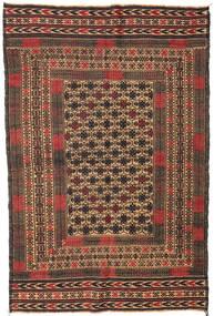 キリム アフガン オールド スタイル 絨毯 ACOL3097