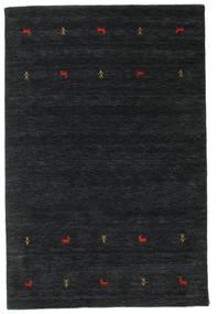 Gabbeh loom Two Lines - Fekete / Szürke szőnyeg CVD16760