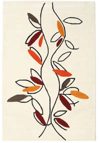 Olivier Orange Handtufted rug CVD16803