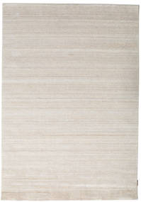 Bamboo Silk Loom - Beige Rug 160X230 Modern Light Grey (Wool/Bamboo Silk, India)