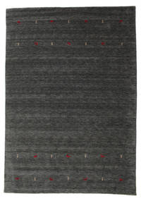 Alfombra Gabbeh loom Two Lines - Medium Gris CVD16772