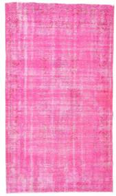 Colored Vintage Tappeto 173X298 Moderno Fatto A Mano Rosa Chiaro/Rosa (Lana, Turchia)