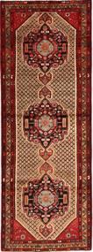Koliai Matto 110X309 Itämainen Käsinsolmittu Käytävämatto Tummanpunainen/Tummanruskea (Villa, Persia/Iran)