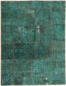 Patchwork carpet FRKC543
