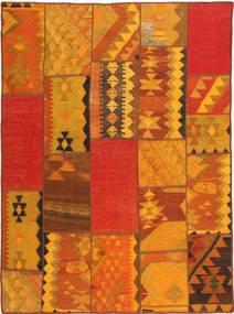 Kilim Patchwork carpet FRKC310