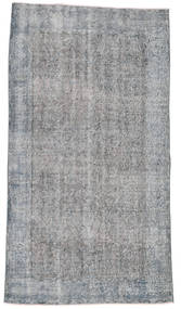 Colored Vintage Rug 110X205 Authentic  Modern Handknotted Light Grey/Light Purple (Wool, Turkey)
