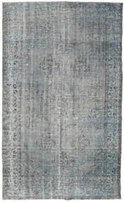Colored Vintage Rug 181X302 Authentic  Modern Handknotted Light Grey/Light Blue (Wool, Turkey)