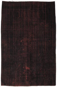 Colored Vintage Rug 176X271 Authentic  Modern Handknotted Black (Wool, Turkey)