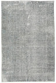Colored Vintage Rug 186X284 Authentic  Modern Handknotted Light Grey (Wool, Turkey)