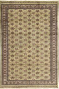 パキスタン ブハラ 2ply 絨毯 SHZA196