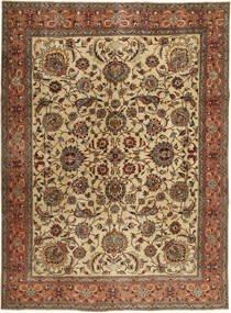 Tabriz Patina Rug 250X340 Authentic  Oriental Handknotted Brown/Light Brown Large (Wool, Persia/Iran)