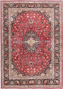 Rashad Patina Allekirjoitettu: Hejdarian Matto 255X357 Itämainen Käsinsolmittu Vaaleanpunainen/Tummanruskea Isot (Villa, Persia/Iran)