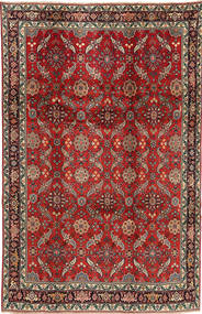 Koliai Rug 208X321 Authentic  Oriental Handknotted Dark Red/Dark Brown (Wool, Persia/Iran)