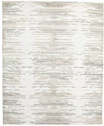 Himalaya Rug 242X299 Authentic  Modern Handknotted Beige/Light Grey/Dark Beige (Wool/Bamboo Silk, India)