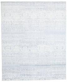 Himalaya Rug 243X300 Authentic  Modern Handknotted Beige/Light Grey (Wool/Bamboo Silk, India)