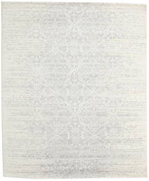 Himalaya Rug 251X305 Authentic  Modern Handknotted Beige Large (Wool/Bamboo Silk, India)