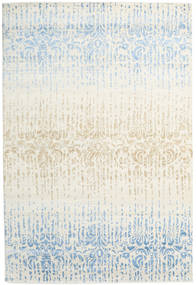 Himalaya 絨毯 182X271 モダン 手織り ベージュ/暗めのベージュ色の (ウール/バンブーシルク, インド)