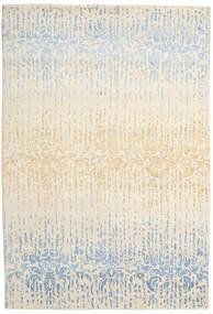 Himalaya Rug 186X272 Authentic  Modern Handknotted Beige/Dark Beige (Wool/Bamboo Silk, India)