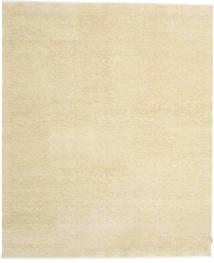 Himalaya Bambu Silkki Matto 249X302 Moderni Käsinsolmittu Beige/Keltainen ( Intia)