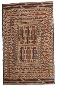 Kilim Golbarjasta Rug 118X190 Authentic  Oriental Handwoven Light Brown/Brown (Wool, Afghanistan)