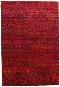 Sari pure silk rug BOKA282