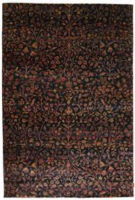 Sari pure silk rug BOKA290