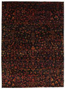 Sari tiszta selyem szőnyeg BOKA287
