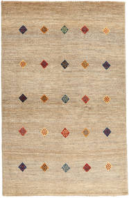 Lori Baft Persia Teppe 99X156 Ekte Moderne Håndknyttet Lysbrun/Mørk Beige (Ull, Persia/Iran)