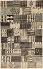 Lori Baft Persia Matto 115X185 Moderni Käsinsolmittu Vaaleanruskea/Tummanharmaa (Villa, Persia/Iran)
