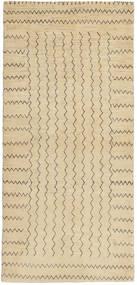 Lori Baft Perzsa Szőnyeg 81X176 Modern Csomózású Sötét Bézs/Világosbarna (Gyapjú, Perzsia/Irán)