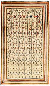 ロリ Baft ペルシャ 絨毯 99X175 モダン 手織り 暗めのベージュ色の/ベージュ (ウール, ペルシャ/イラン)