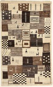 Lori Baft Persia Matto 88X157 Moderni Käsinsolmittu Beige/Ruskea/Vaaleanruskea/Tummanruskea (Villa, Persia/Iran)