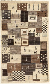 Lori Baft Persia Rug 88X157 Authentic  Modern Handknotted Beige/Brown/Light Brown/Dark Brown (Wool, Persia/Iran)