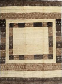 Lori Baft Persia Matto 277X377 Moderni Käsinsolmittu Vaaleanruskea/Tummanruskea Isot (Villa, Persia/Iran)