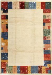 Lori Baft Persisch Teppich  242X346 Echter Moderner Handgeknüpfter Beige/Gelb (Wolle, Persien/Iran)