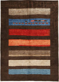 Lori Baft Persia Rug 169X241 Authentic  Modern Handknotted Dark Brown (Wool, Persia/Iran)