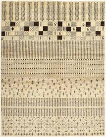 Lori Baft Persisk Matta 152X199 Äkta Modern Handknuten Beige/Mörkbeige (Ull, Persien/Iran)