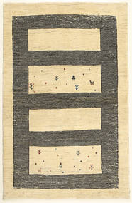 Lori Baft Persia Rug 99X156 Authentic  Modern Handknotted Beige/Dark Brown (Wool, Persia/Iran)