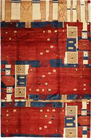 Lori Baft Persia Matto 195X300 Moderni Käsinsolmittu Ruoste/Tummanvioletti (Villa, Persia/Iran)