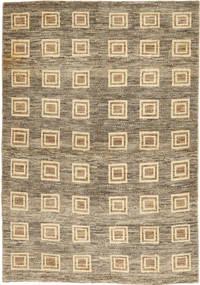 Lori Baft Persisk Matta 110X156 Äkta Modern Handknuten Ljusgrå/Ljusbrun (Ull, Persien/Iran)
