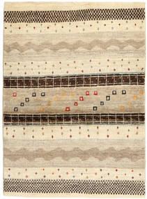 Lori Baft Persa Tapete 93X126 Moderno Feito A Mão Castanho Claro/Bege (Lã, Pérsia/Irão)