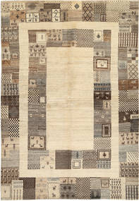 Lori Baft Persia Rug 168X245 Authentic  Modern Handknotted Light Brown/Beige (Wool, Persia/Iran)