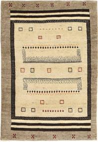 Lori Baft Perzsa Szőnyeg 82X125 Modern Csomózású Világosbarna/Bézs/Sárga (Gyapjú, Perzsia/Irán)