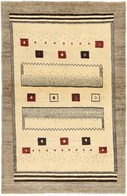 Lori Baft Persa Tapete 82X128 Moderno Feito A Mão Bege/Castanho Claro (Lã, Pérsia/Irão)