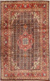 Sarough Matto 217X353 Itämainen Käsinsolmittu Ruskea/Ruoste (Villa, Persia/Iran)