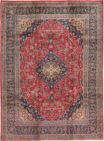 Kashmar Rug 247X335 Authentic  Oriental Handknotted Dark Grey/Dark Red (Wool, Persia/Iran)