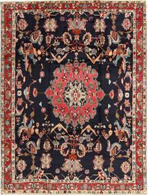 Bakhtiar Alfombra 220X290 Oriental Hecha A Mano Negro/Marrón (Lana, Persia/Irán)